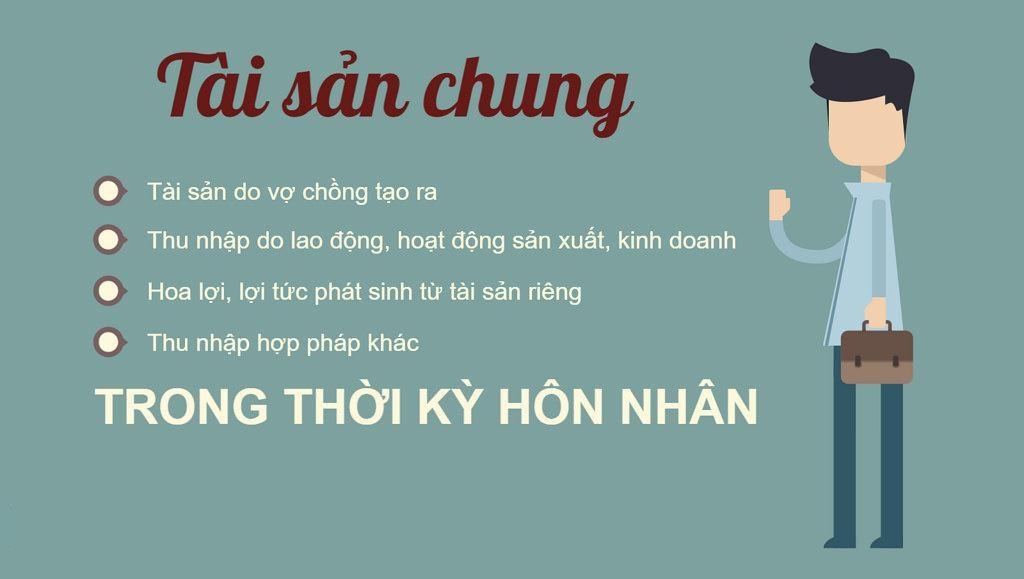 tai san hon nhan