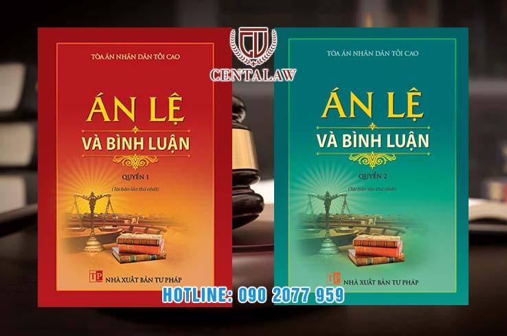 Án lệ ở Việt Nam